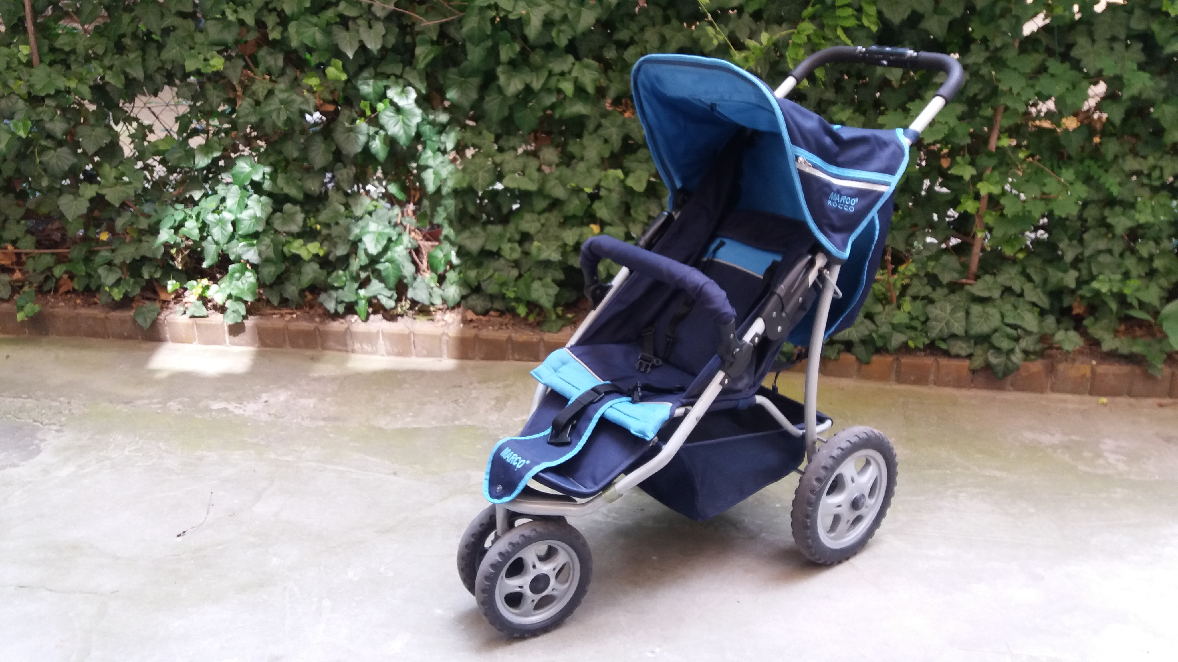 Marco Rocco stroller